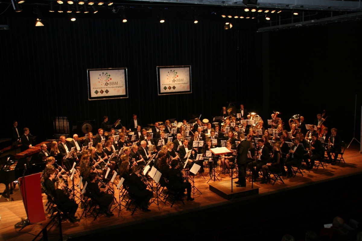 Concours A-orkest